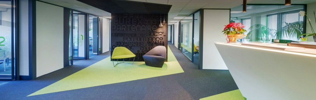 Working space Groupe Eurex
