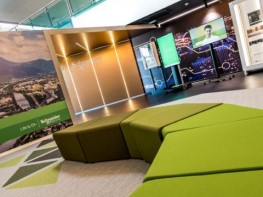Schneider Electric Electropole showroom 2