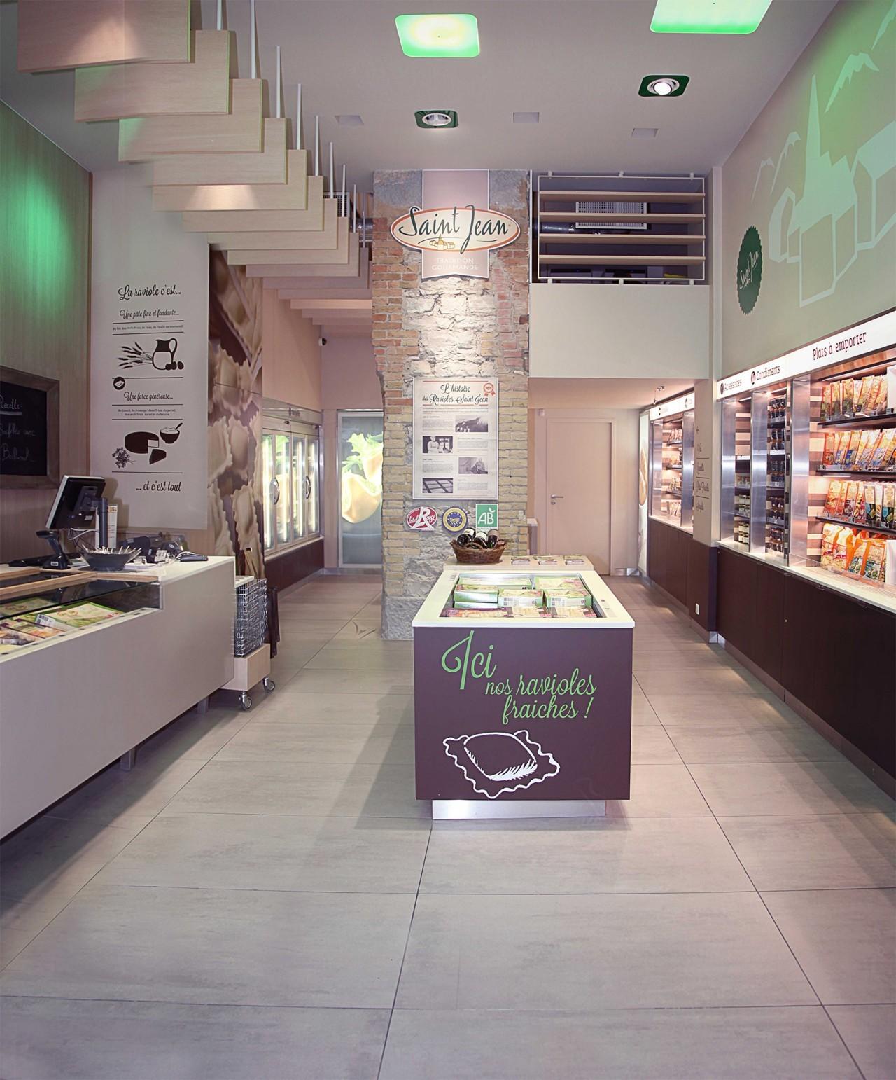 Repositionnement Et Nouvelle Ambiance Boutique Saint Jean Grenoble