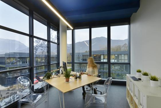 Savoie Conseil Patrimoine bureaux locatifs vanoise
